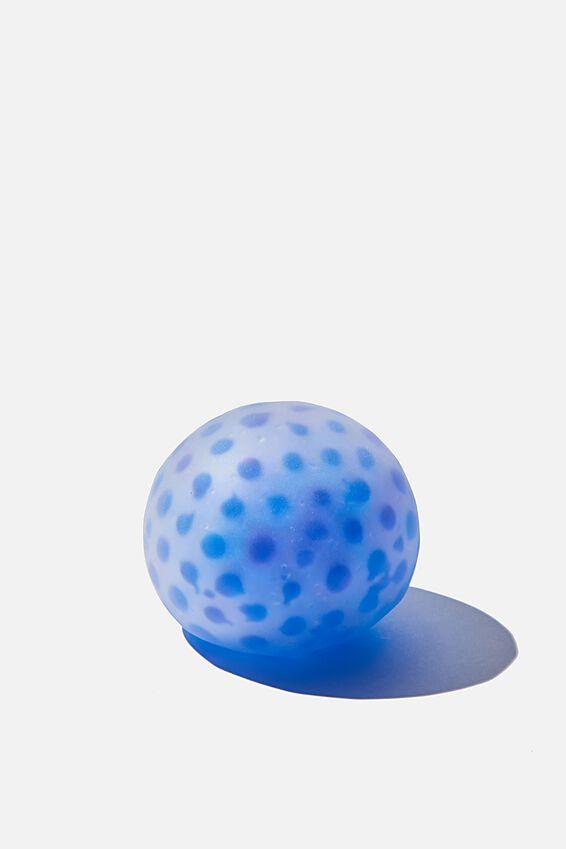 Helix Stress Ball, TRUE BLUE
