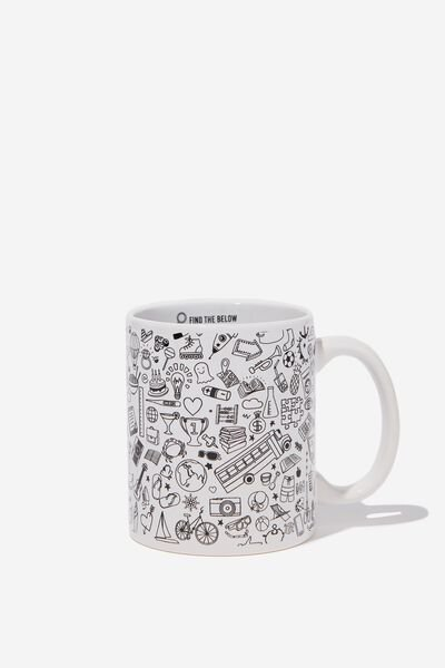 Anytime Mug, FINDER