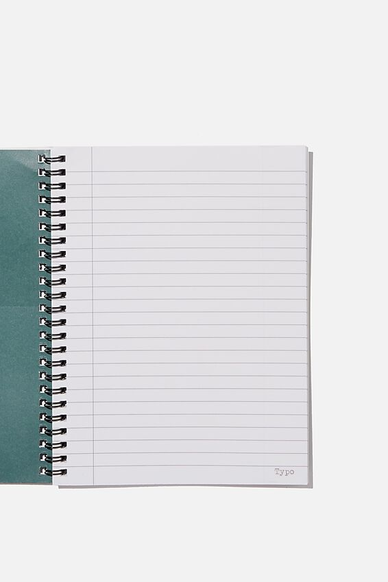 A5 Spinout Notebook Recycled, SPECIAL FRIEND CHICKEN
