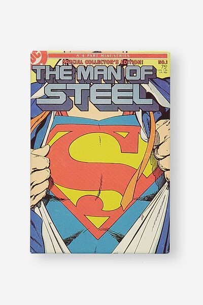 Quirky Magnets, LCN SUPERMAN 2