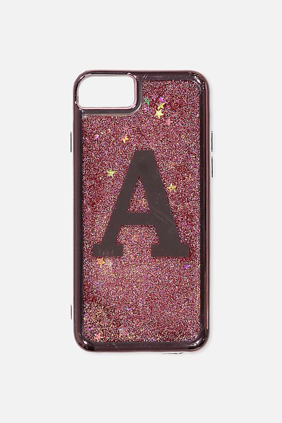 Shake It Phone Case Universal 6,7,8, ROSE GOLD A