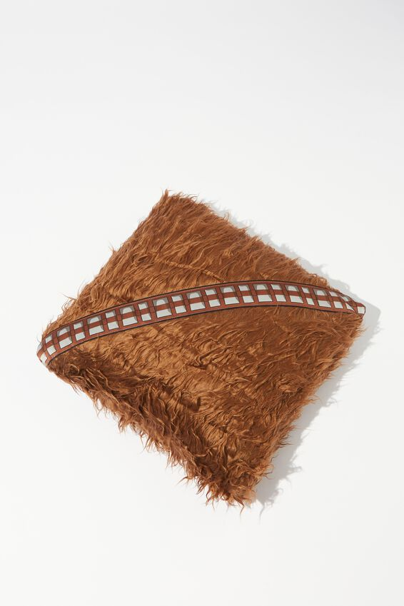 Star Wars Get Cushy Cushion, LCN LU STR CHEWBACCA