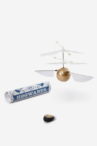 Flying Heleball, LCN GOLDEN SNITCH