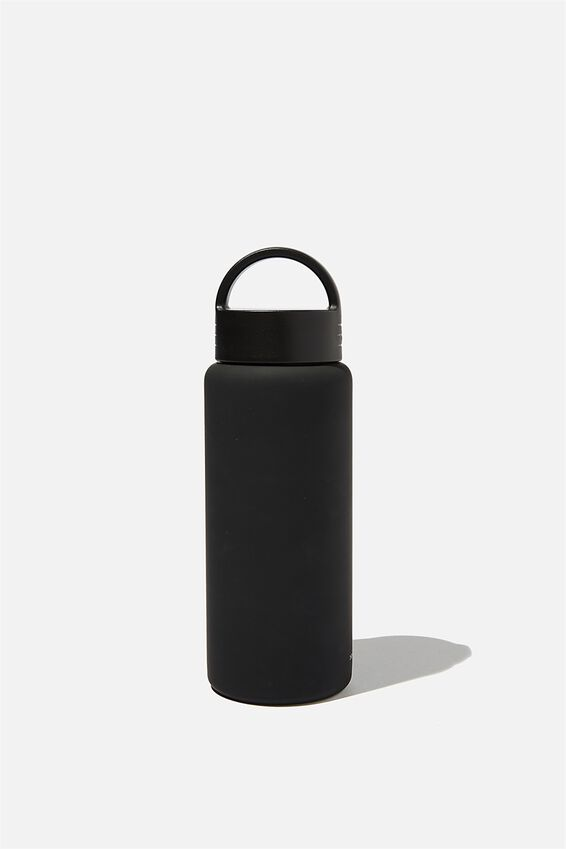 Mini Gotta Go Metal Drink Bottle, BLACK