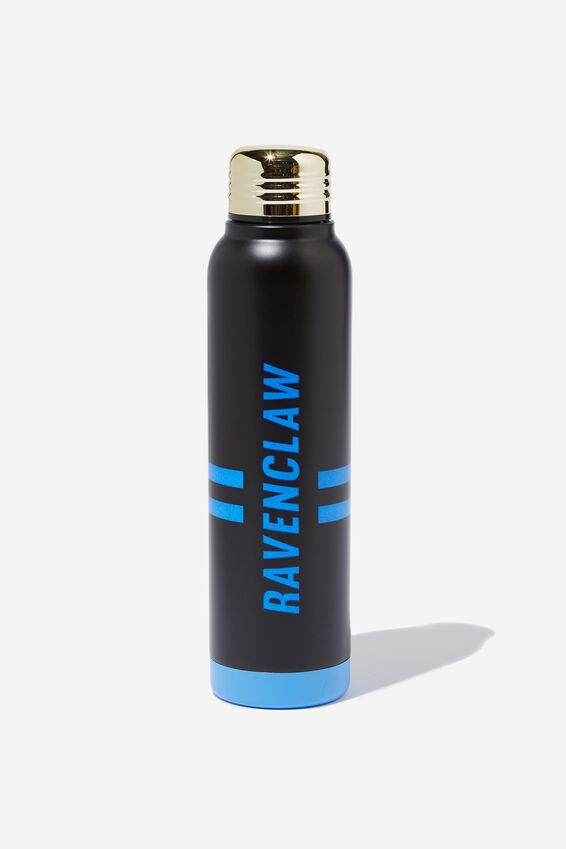 Harry Potter Premium Small Metal Drink Bottle, LCN WB RAVENCLAW