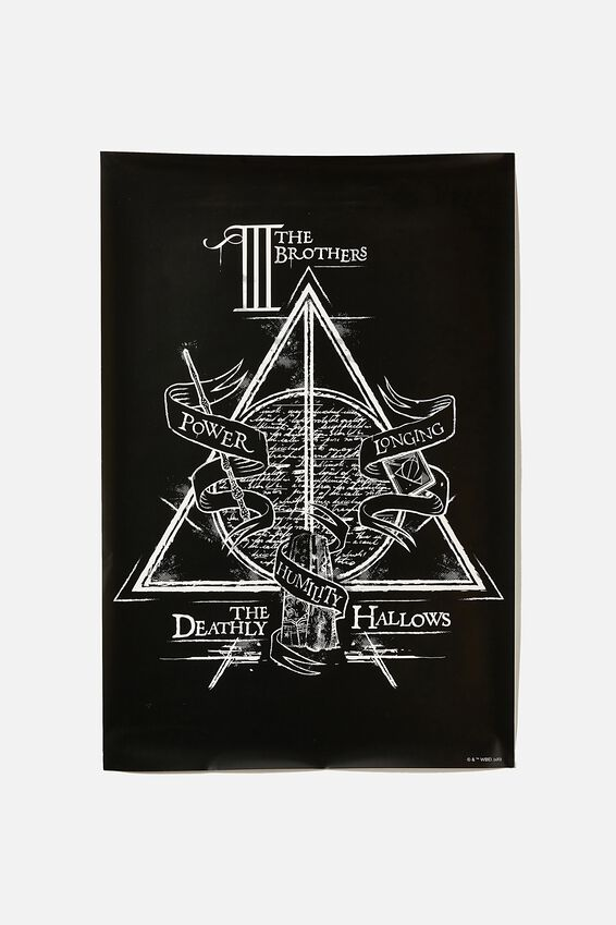 Harry Potter Poster, LCN WB HP HALLOWS