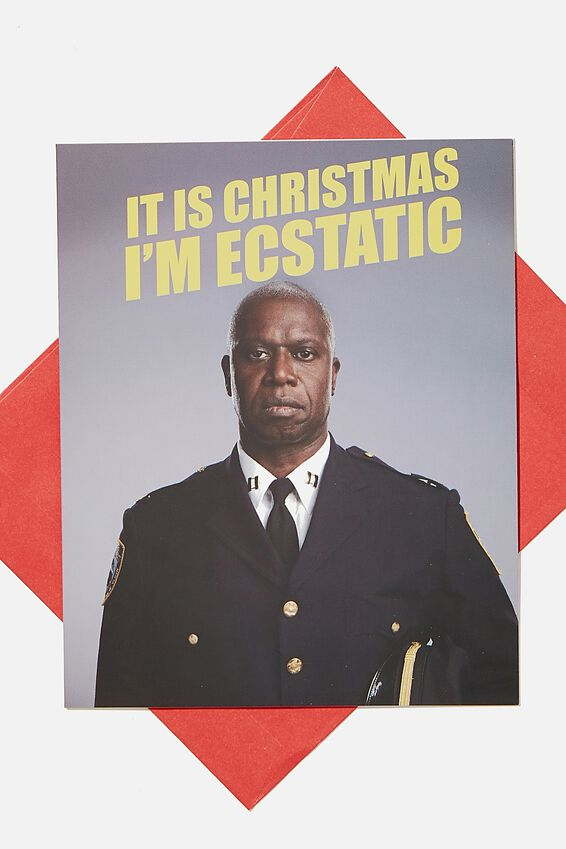 Christmas Card 2020, LCN UNI HOLT ESTATIC