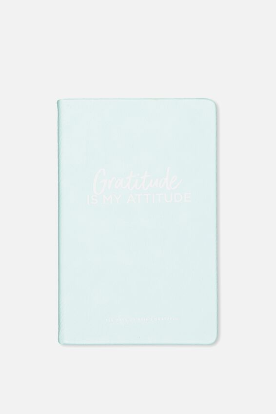 Premium Activity Journal, GRATITUDE IS MY MOOD