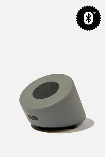Wireless Shower Speaker, PREMIUM A.T. WELSH SLATE