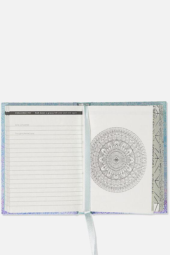 Mini Activity Journal, DIGITAL DETOX