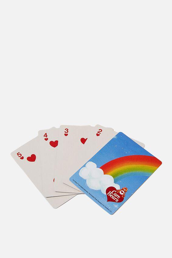 Care Bears Playing Cards, LCN CLC CARE BEARS