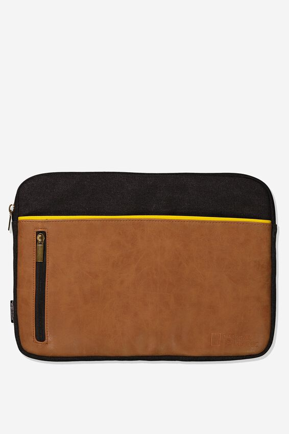 Take Charge Nat Geo Laptop Cover 13 inch, LCN NG NAT GEO