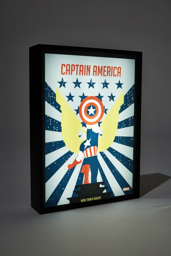 Marvel Midi Shaped Light, LCN MAR SLIDE LIGHT BOX