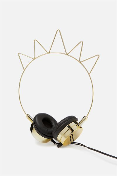 Novelty Headphones, TIARA