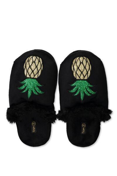 Slippers, PINEAPPLE