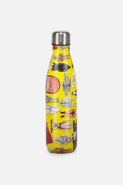 Metal Drink Bottle, LCN STAR WARS YARDAGE
