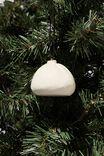 Resin Christmas Ornament, DUMPLING