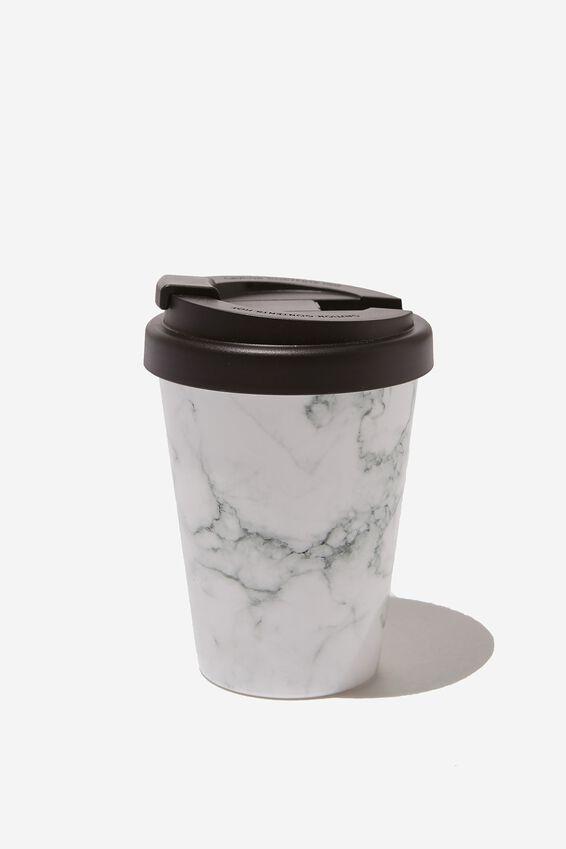 Take Me Away Mug, MARBLE