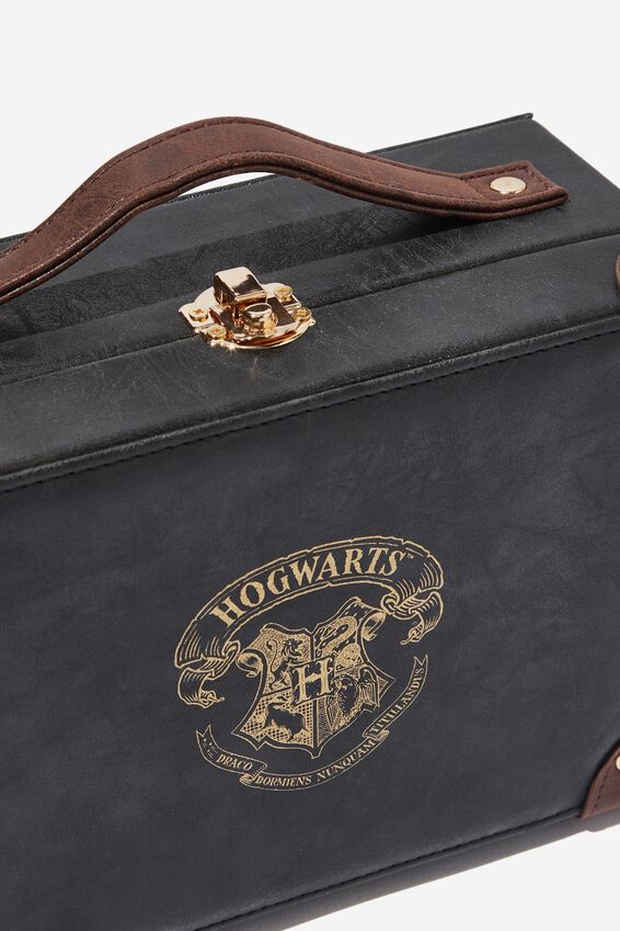Harry Potter Cross Body Case, LCN WB HPO HOGWARTS LOGO