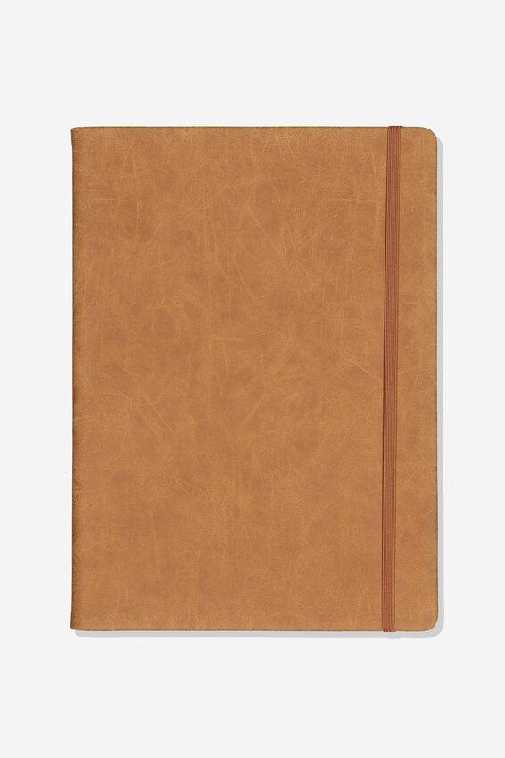 A4 Buffalo Journal, MID TAN