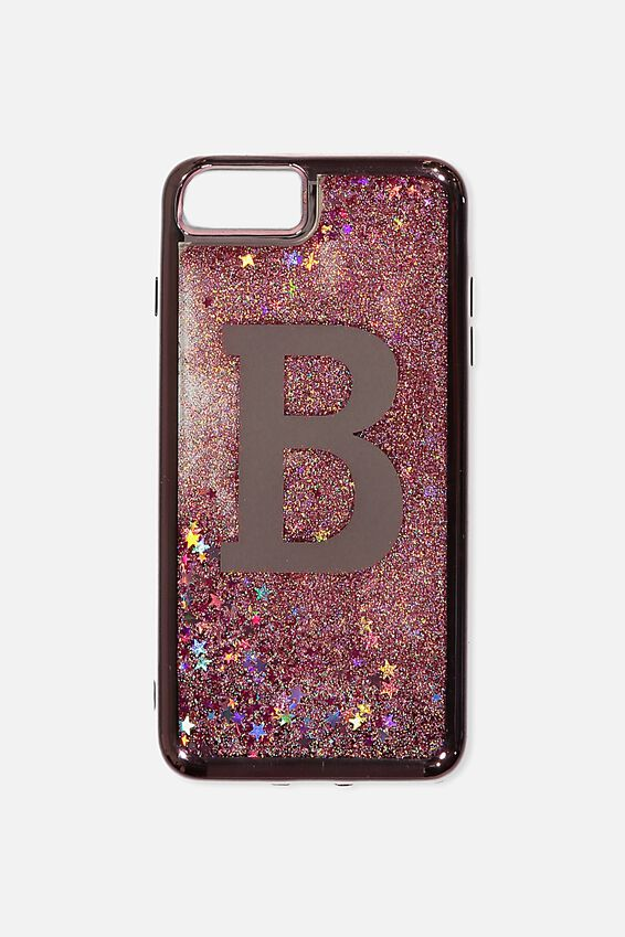 Shake It Phone Case 6, 7, 8 Plus, ROSE GOLD B