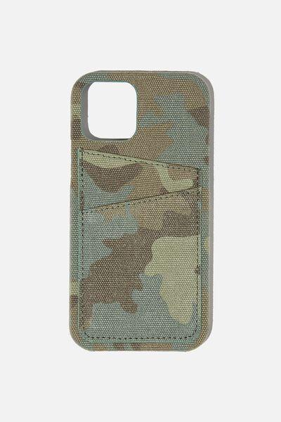 Cardholder Phone Cover Cvs 12/12 Pro, CAMO