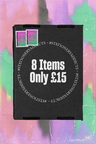 #Stationery Addicts Mystery Bundle, #Stationery Addicts Mystery Box