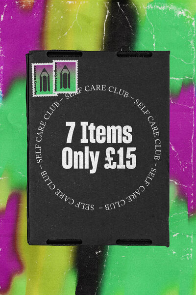 Self Care Club Mystery Bundle, Self Care Club Mystery Box