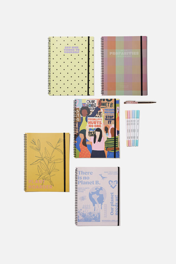 Notebook Value Bundle, Notebook value Bundle