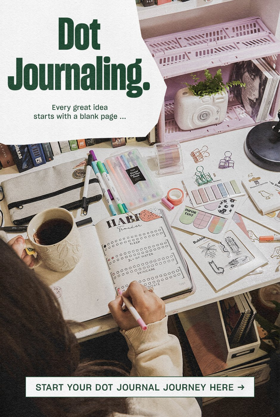 Shop Dot Journaling